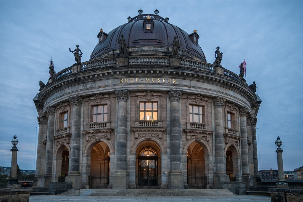 Bode Museum in Germany