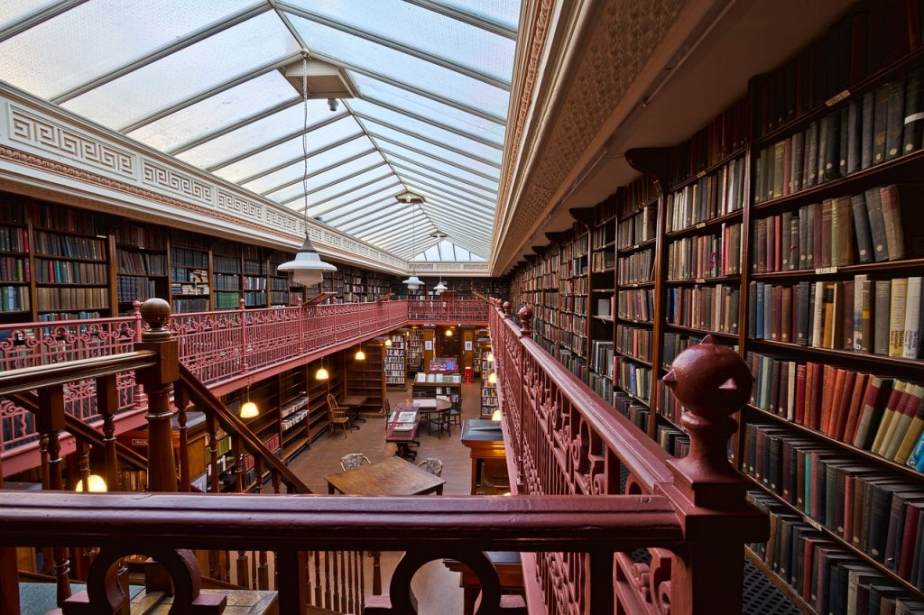 Cool library with interesting architecture