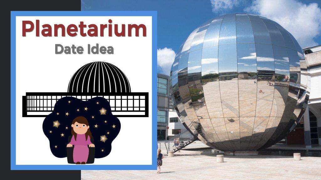Bristol planetarium during the day