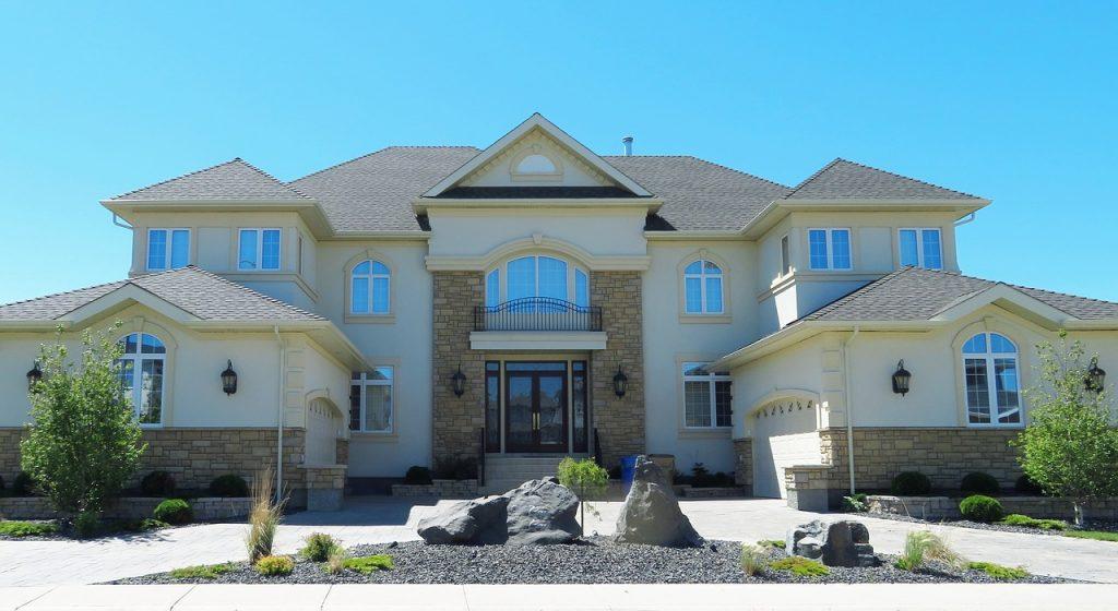 Large mansion for sale
